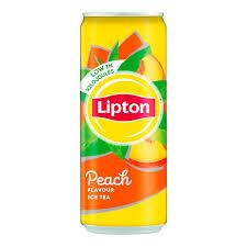 LIPTON ICE TEA PEACH 330ML