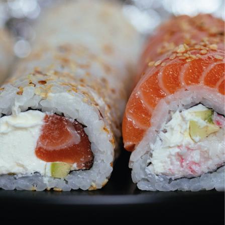 Fuji Salmon Platter 24PCE