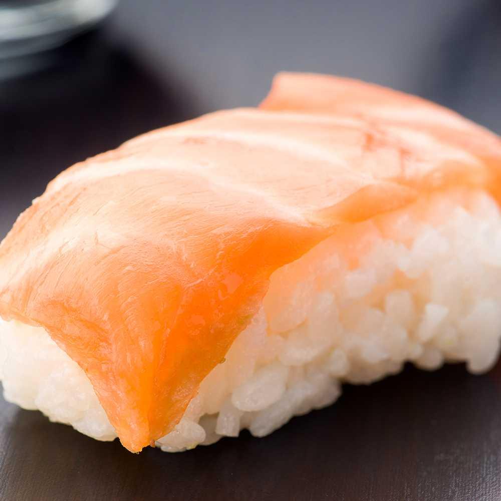 Nigiri Salmon 4 pce